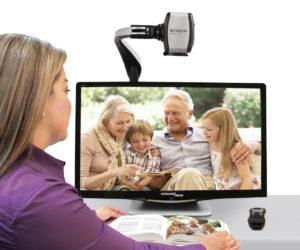 "Acrobat HD Ultra LCD 24"" & Rolling Case"
