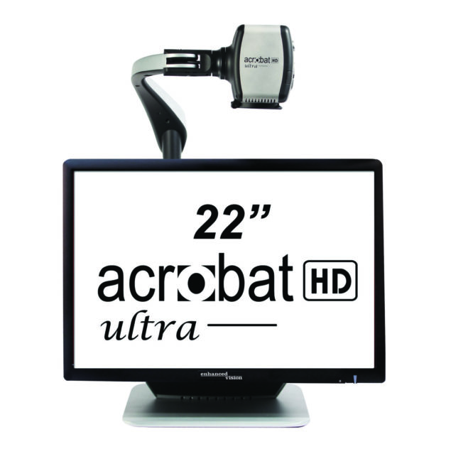 "Acrobat HD Ultra 22"""