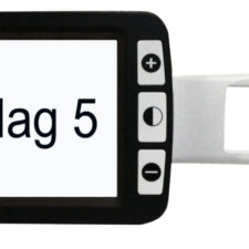 UltraMag 5 Handheld Electronic Video Magnifier