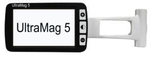 UltraMag 5 Handheld Electronic Video Magnifier