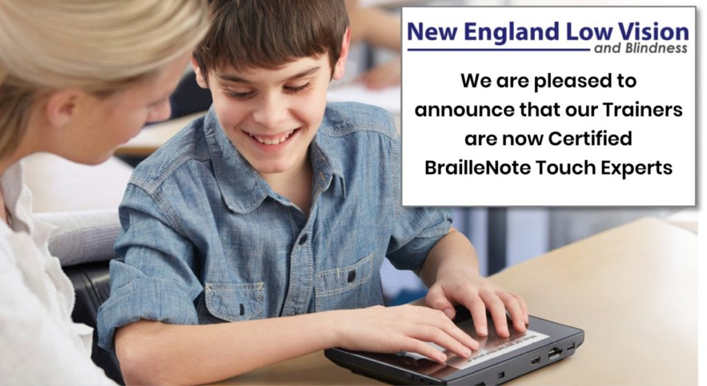 BrailleNote Touch Experts Announcements News
