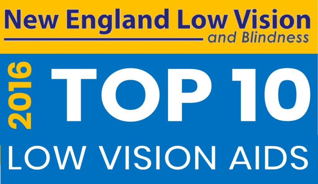 Top 10 Low Vision Aids for Age-related Macular Degeneration (AMD) Consumer Macular Degeneration Top Choices