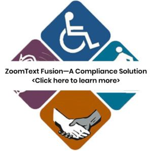 ZoomText Fusion - Professional Edition