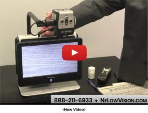 Acrobat HD Mini Ultra Portable Electronic Video Magnifier