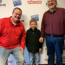 Scott Krug Interviewed on Radio Station WICC600 News