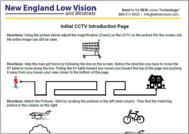CCTV Practice Sheets Request Form - 2 of 3x