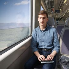 Brailliant_BI 14 man on a train