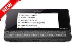 BrailleNote Touch 18 Plus - Braille Note Taker/Tablet