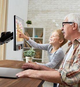 Reveal 16i Full HD Desktop Electronic Video Magnifier