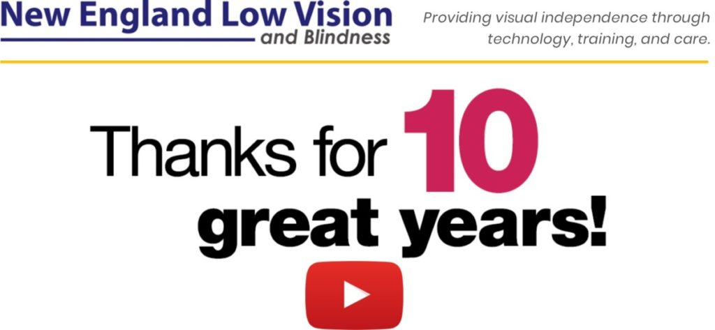 NELVB Celebrates 10 Year Anniversary Announcements News