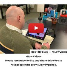 Patriot Pro Portable Electronic Video Magnifier