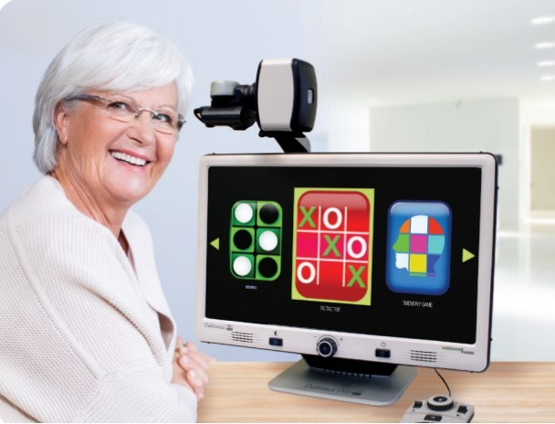 Using Technology for Reading: Solutions for People with Visual Impairments and Blindness Resources Tech Tips Technology
