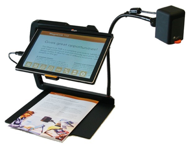 MagniLink TAB with camera