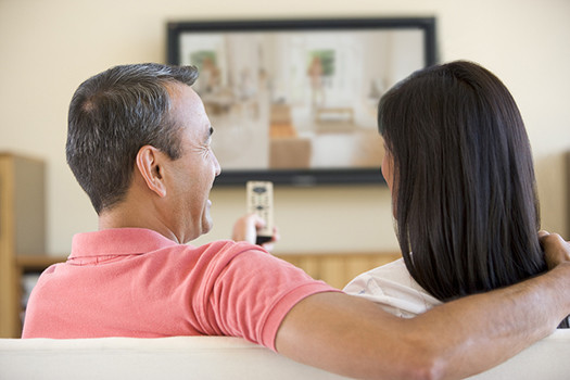"""""""Watching"""" TV with a Visual Impairment Resources Tech Tips Technology"""