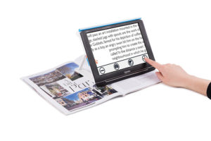 Compact 10 HD Portable Electronic Video Magnifier