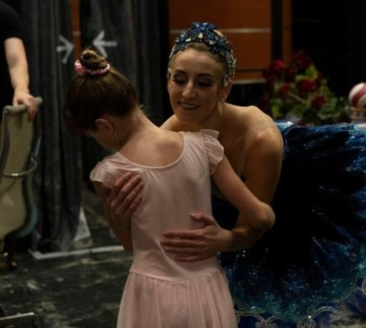 Dell gives gift of sight to visually-impaired children to watch ballet News