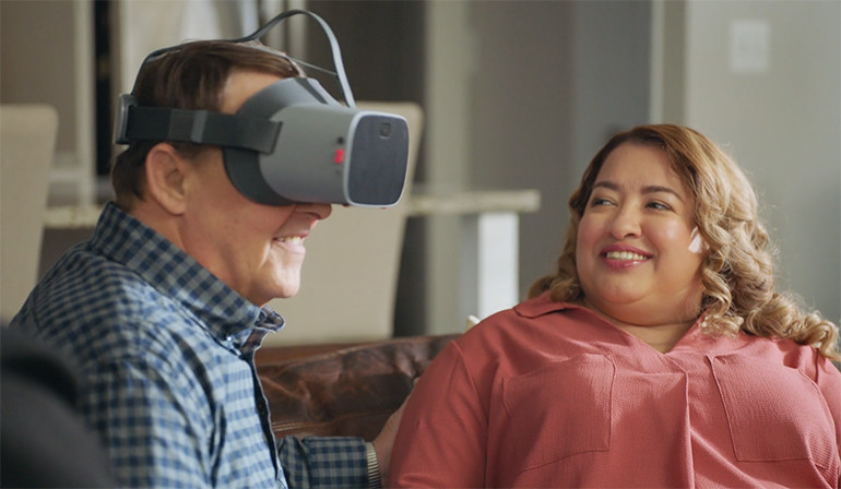 Comcast Partners with NuEyes to Make TV Accessible to People with Low Vision Announcements News