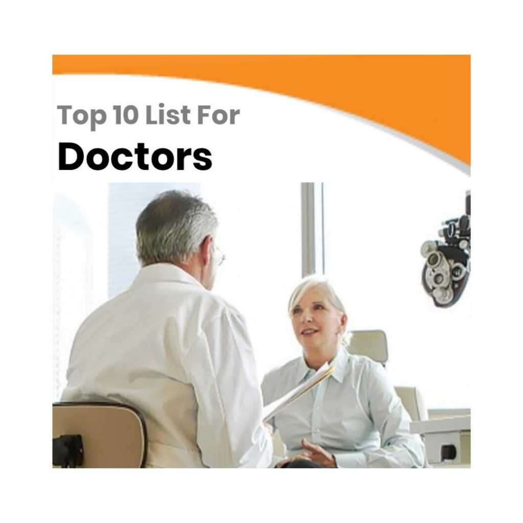 Top 10 Low Vision Products for Doctors - 2020 Macular Degeneration Technology Top Choices