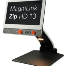 MagniLink Zip HD 13 on computer screen