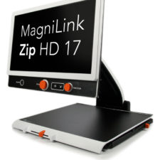 MagniLink Zip HD 17 on computer screen