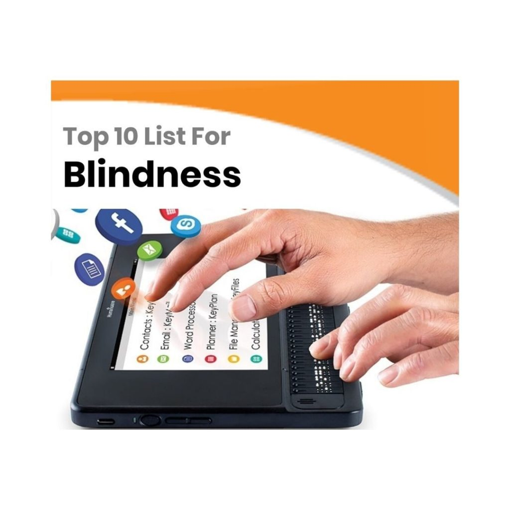 Top 10 Products for People who are Blind - 2020 Macular Degeneration Technology Top Choices