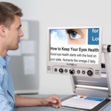 Top 10 Low Vision Products for Doctors - 2021 Macular Degeneration Technology Top Choices