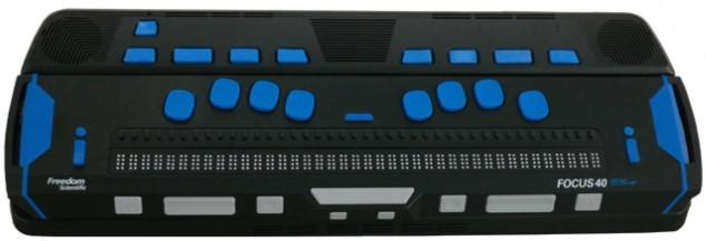 ElBraille 40 V Portable Notetaker