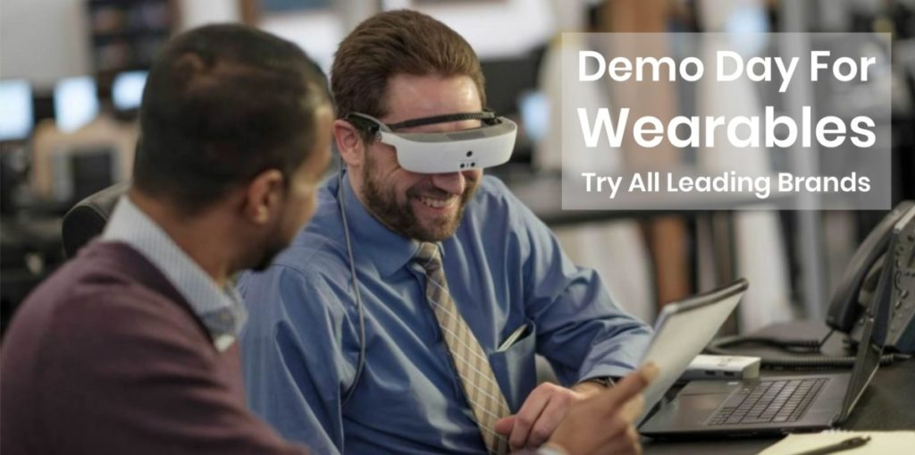 Wearable Demo Day