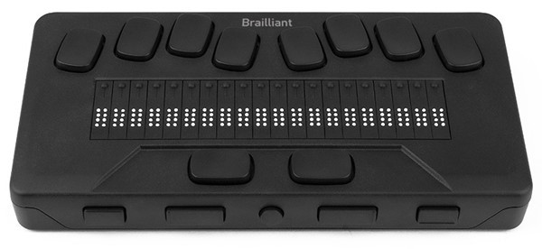Brailliant BI 20x Front-2