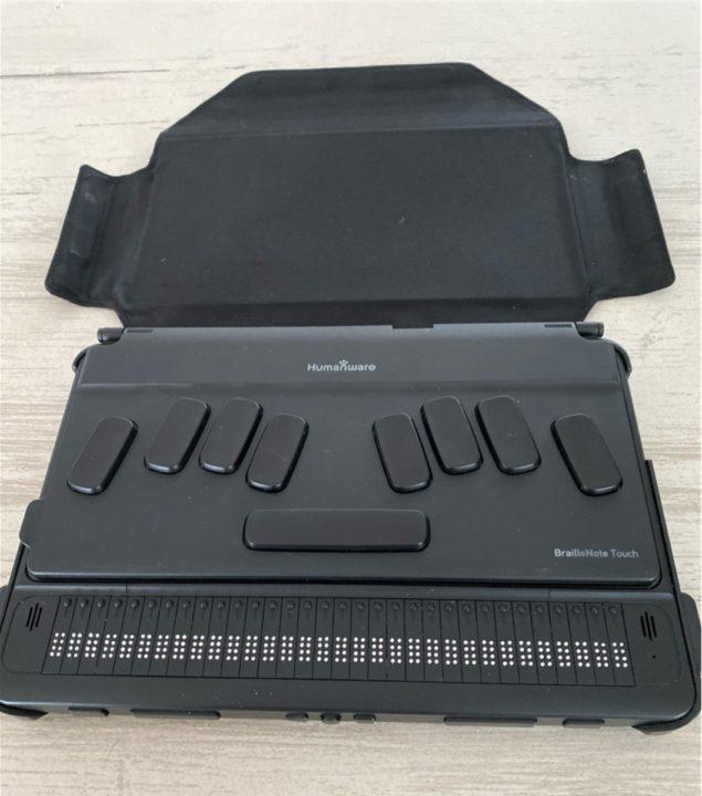 BrailleNote Touch