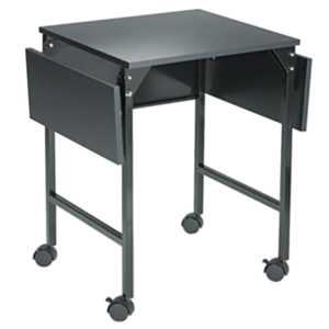 """Drop Leaves CCTV Stand, 36"""" Wide x 18"""" Depth"""