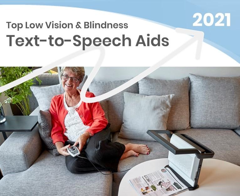 Top Text-to-Speech Aids - 2021 Technology Top Choices