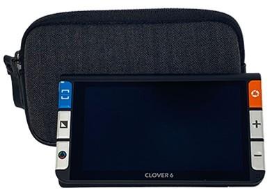 Clover 6 - case
