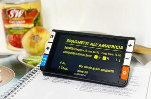 Clover 6HD Handheld Video Magnifier