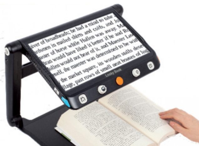 LookyBook Pro book on base