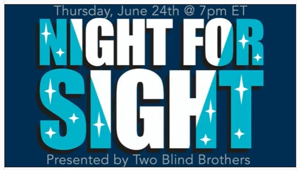"""Sheryl Crow and Two Blind Brothers Host Foundation Fighting Blindness Virtual Gala """"Night for Sight"""" Announcements Care News"""